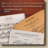 Preludes, Fugues, and Variations