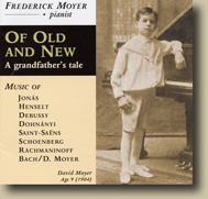 Of Old and New: A Grandfather's Tale