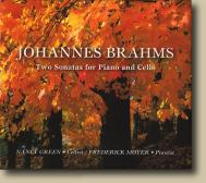 Brahms: Two Sonatas for Piano and Cello