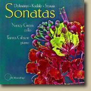 Dohnanyi, Kodaly, Strauss: Sonatas for Cello and Piano